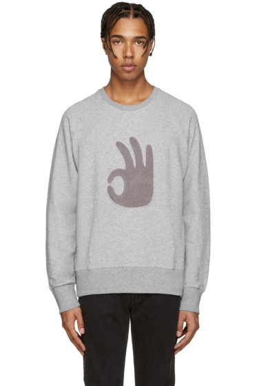 Rag & Bone - Grey Okay Pullover