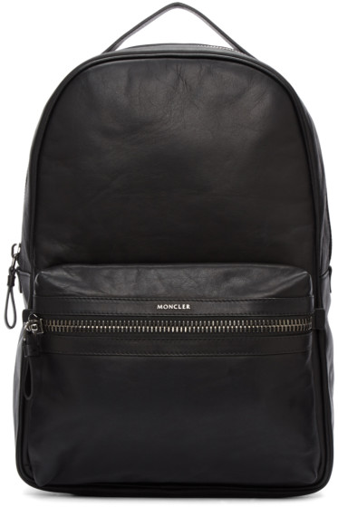 Moncler - Black George Backpack