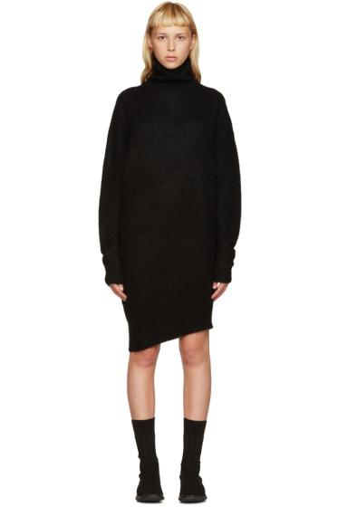 Acne Studios - Black Mohair Daija Dress