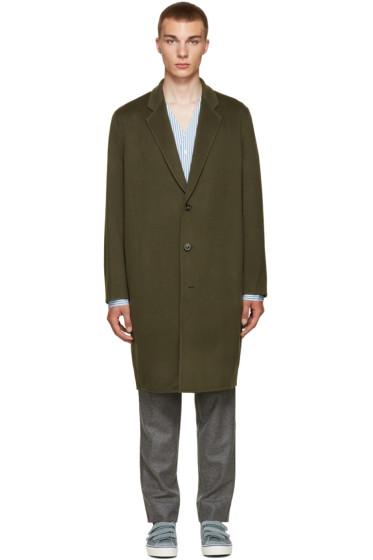 Acne Studios - Green Charles Coat
