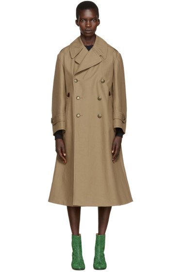 Maison Margiela - Tan Trench Coat