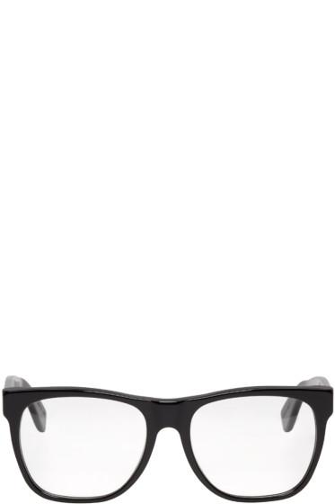 Super - Black Classic Glasses