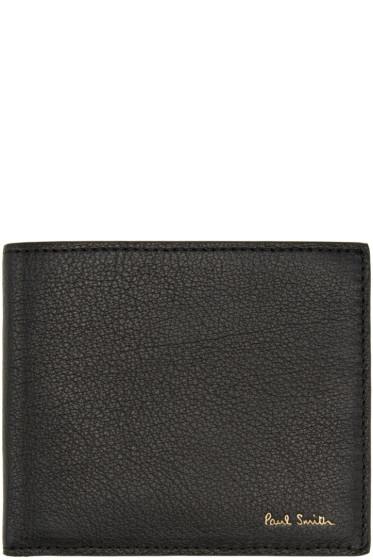 Paul Smith - Black Buffalino Wallet