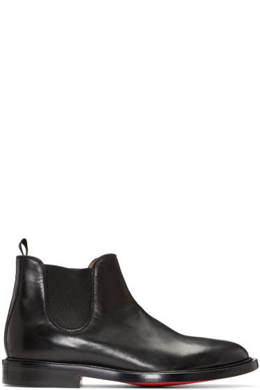 Paul Smith - Black Drummond Chelsea Boots