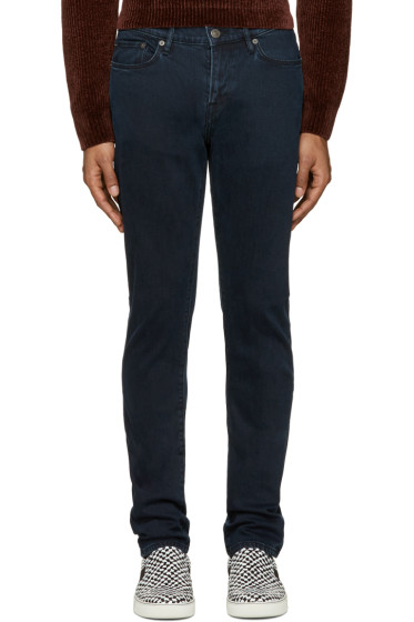 Burberry - Blue Slim Jeans