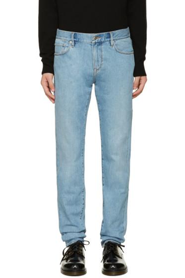 Burberry - Blue Cooper Slim Jeans