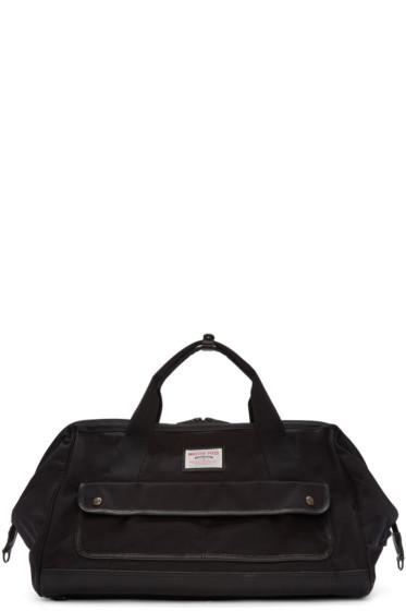 Master-Piece Co - Black Canvas Body Bag