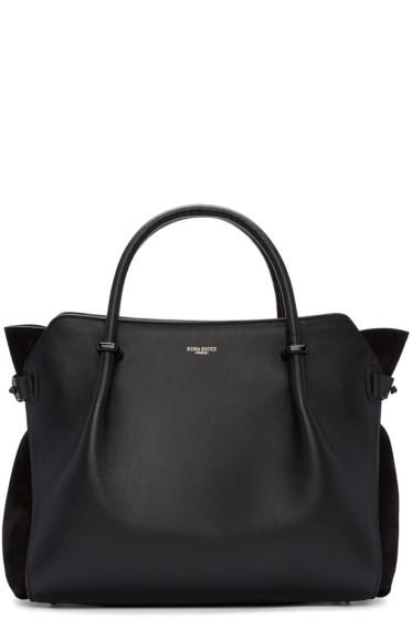 Nina Ricci - Black Small Marche Bag