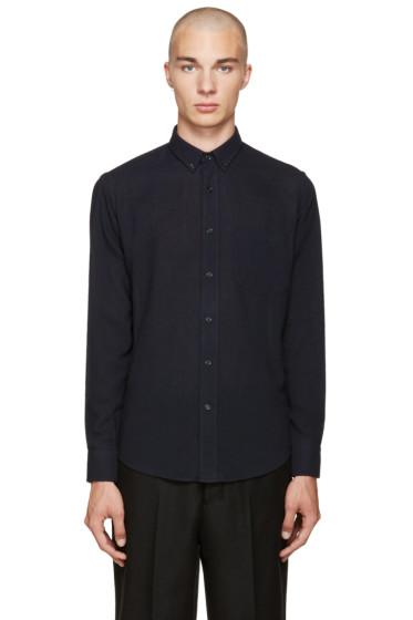 AMI Alexandre Mattiussi - Navy Summer Fit Shirt
