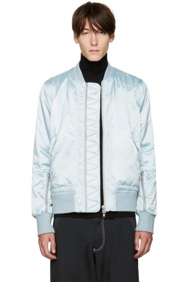Tim Coppens - Blue Bomber Jacket