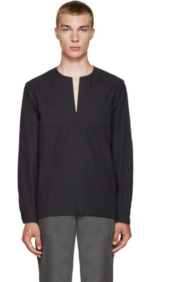 08Sircus - Navy Chambray Shirt