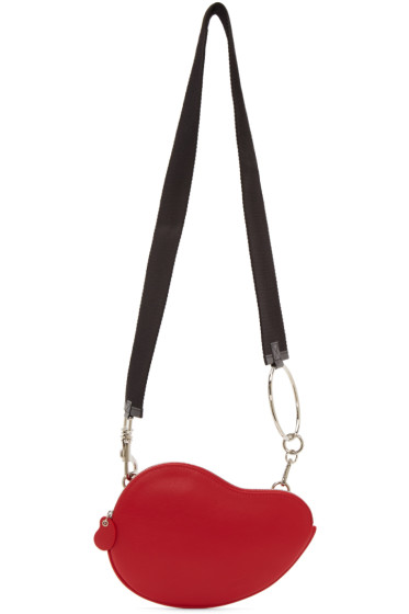 Jacquemus - Red Le Haricot Bandouliere Bag