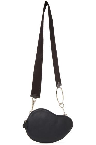 Jacquemus - Navy Le Haricot Bandouliere Bag