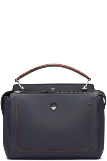 Fendi - Blue Dotcom Click Bag