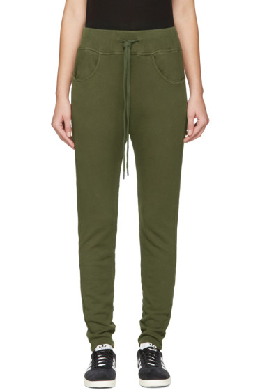 Earnest Sewn - Green Kendall Lounge Pants