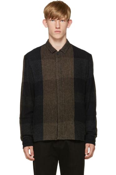 Stephan Schneider - Navy Knit Shirt