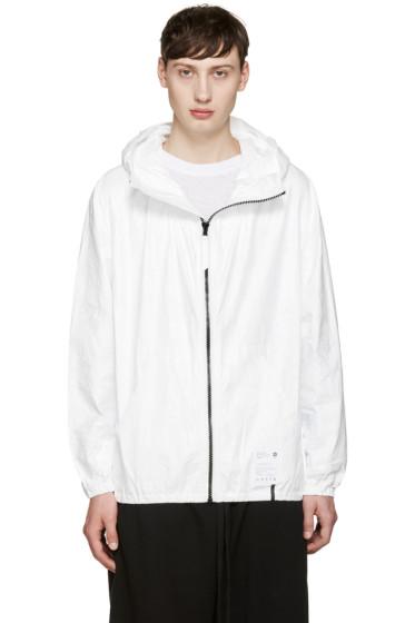 UEG - White Basic Jacket