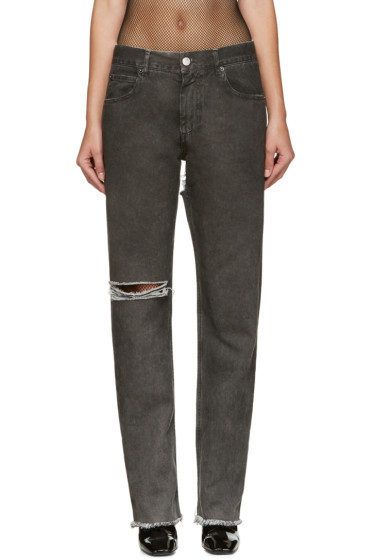 Alyx - Black Slash Jeans