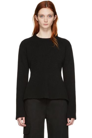 Ports 1961 - Black Wool Sweater