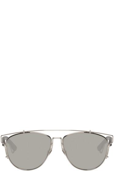 Dior - Silver Technologic Sunglasses