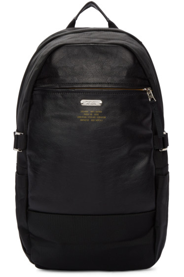Master-Piece Co - Black Cordura Spec Backpack