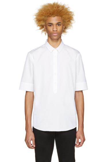 Public School - White Ventris Shirt