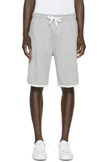 Moncler - Grey Classic Lounge Shorts