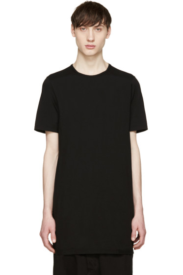 Rick Owens Drkshdw - Black Level T-Shirt