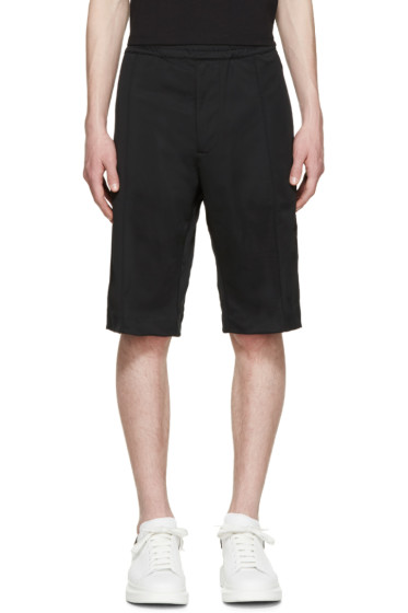 Acne Studios - Black Fleau Shorts