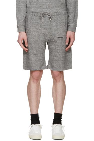 Dsquared2 - Grey New Dan Shorts