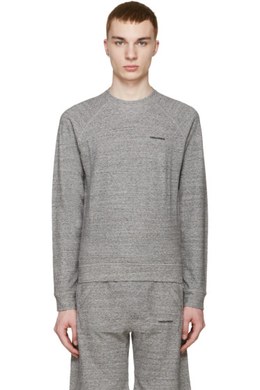 Dsquared2 - Grey Sexy Muscle Pullover