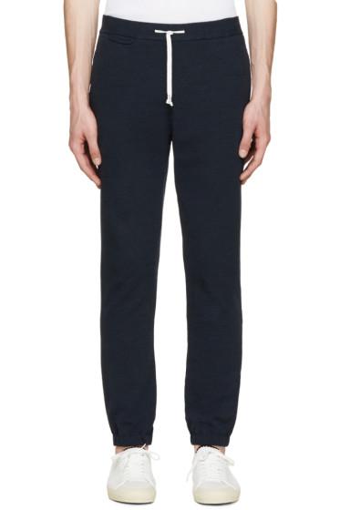 Maison Margiela - Navy French Terry Lounge Pants