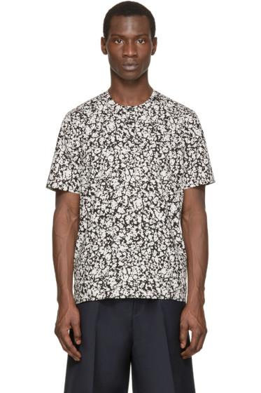 Christopher Kane - Black & White Decay Print Shirt