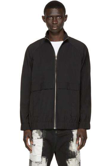 Alexander Wang - Black Combination Track Jacket