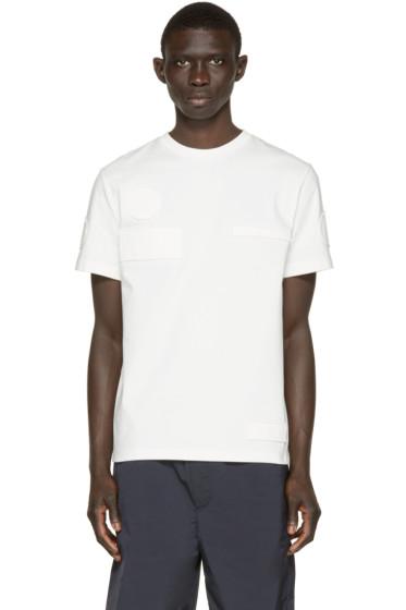 Alexander Wang - Off-White Patch T-Shirt