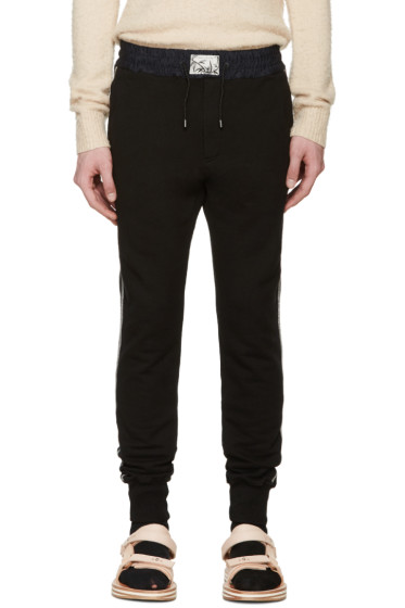 Marc Jacobs - Black Lounge Pants
