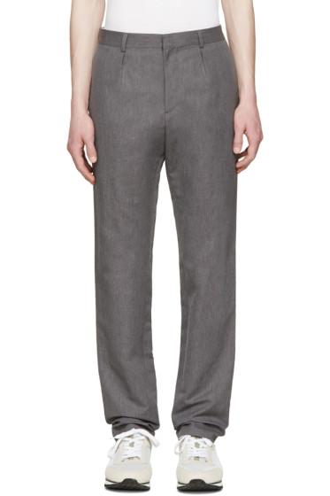 A.P.C. - Grey Classique Trousers