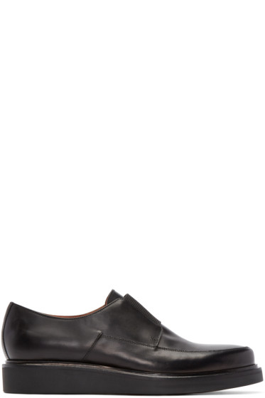 Paul Smith - Black Creeper Loafers
