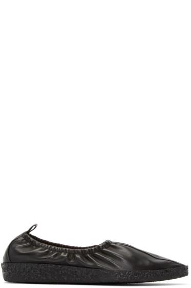 Raquel Allegra - Black Coclico Edition Pelen Ballet Creepers