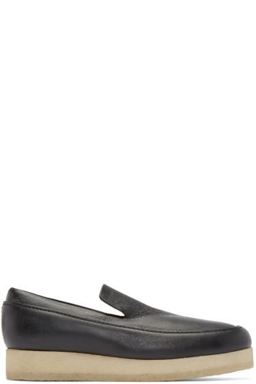 3.1 Phillip Lim - Black Leather Merika Loafers