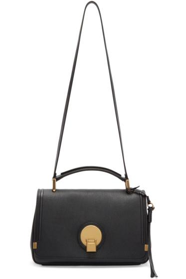 Chloé - Black Medium Indy Bag