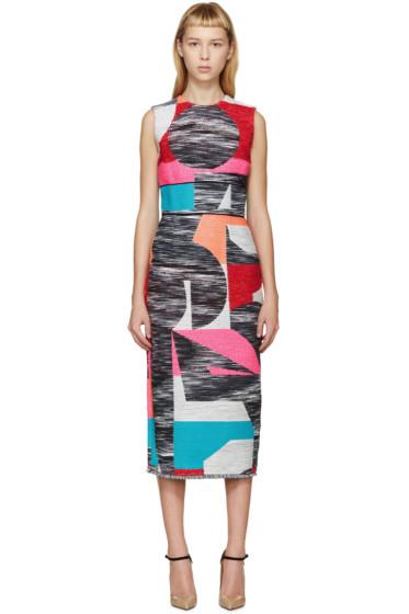 Roksanda - Multicolor Jacquard Vorley Dress