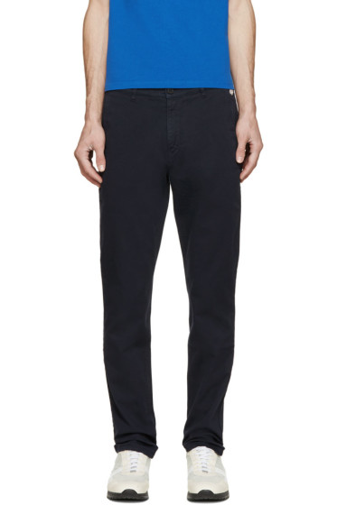 Kenzo - Navy Classic Small Tiger Trousers