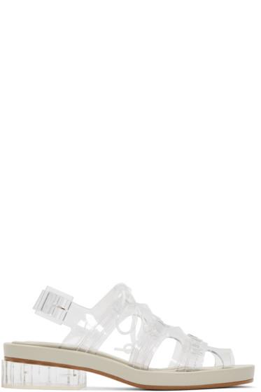 Simone Rocha - Clear Jelly Sandals