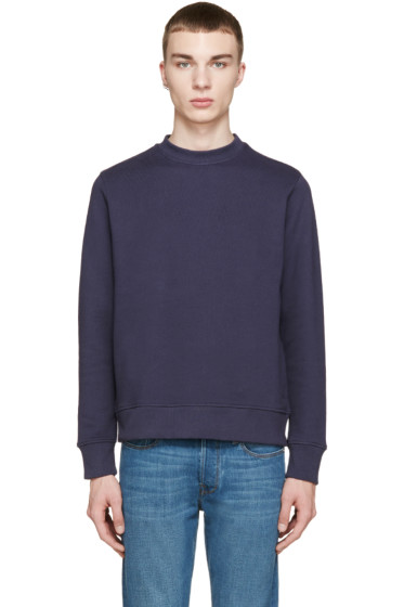 PS by Paul Smith - Navy Crewneck Pullover