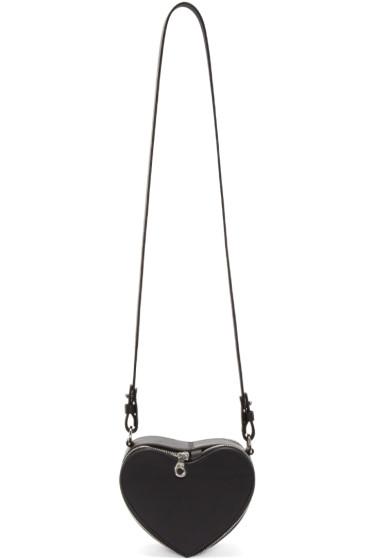 Fleet Ilya - Black Heart Box Shoulder Bag