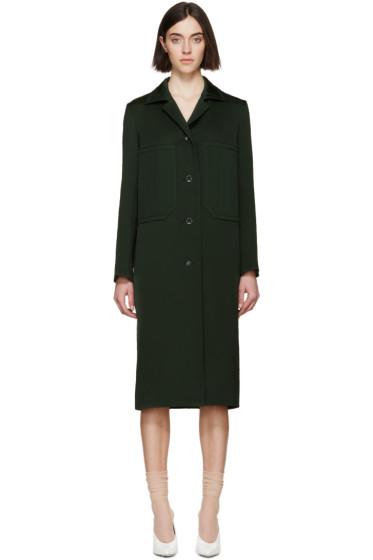 Nina Ricci - Green Twill Jacket