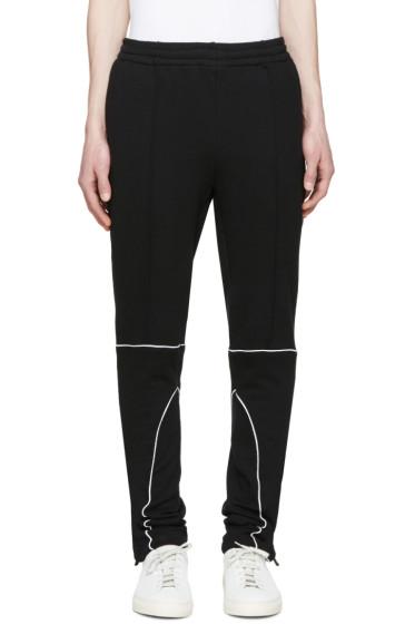 Pyer Moss - Black Jabber Lounge Pants