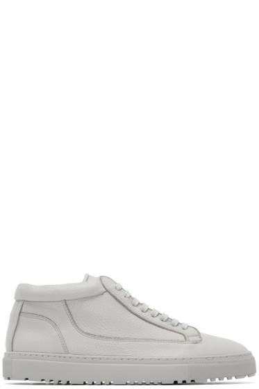 ETQ Amsterdam - Grey Mid 1 Sneakers
