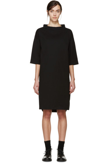 Studio Nicholson - Black Capponi Darted Smock Dress